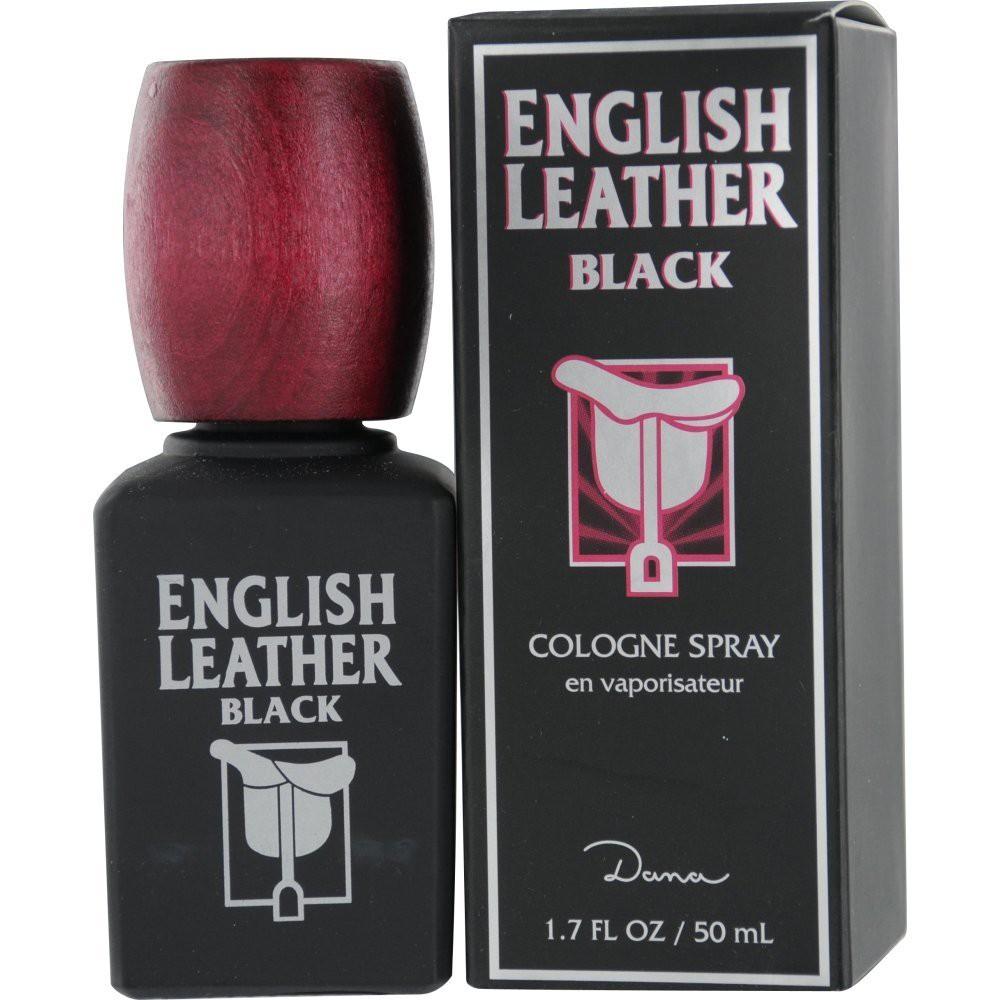 Dana English Leather Black аромат для мужчин