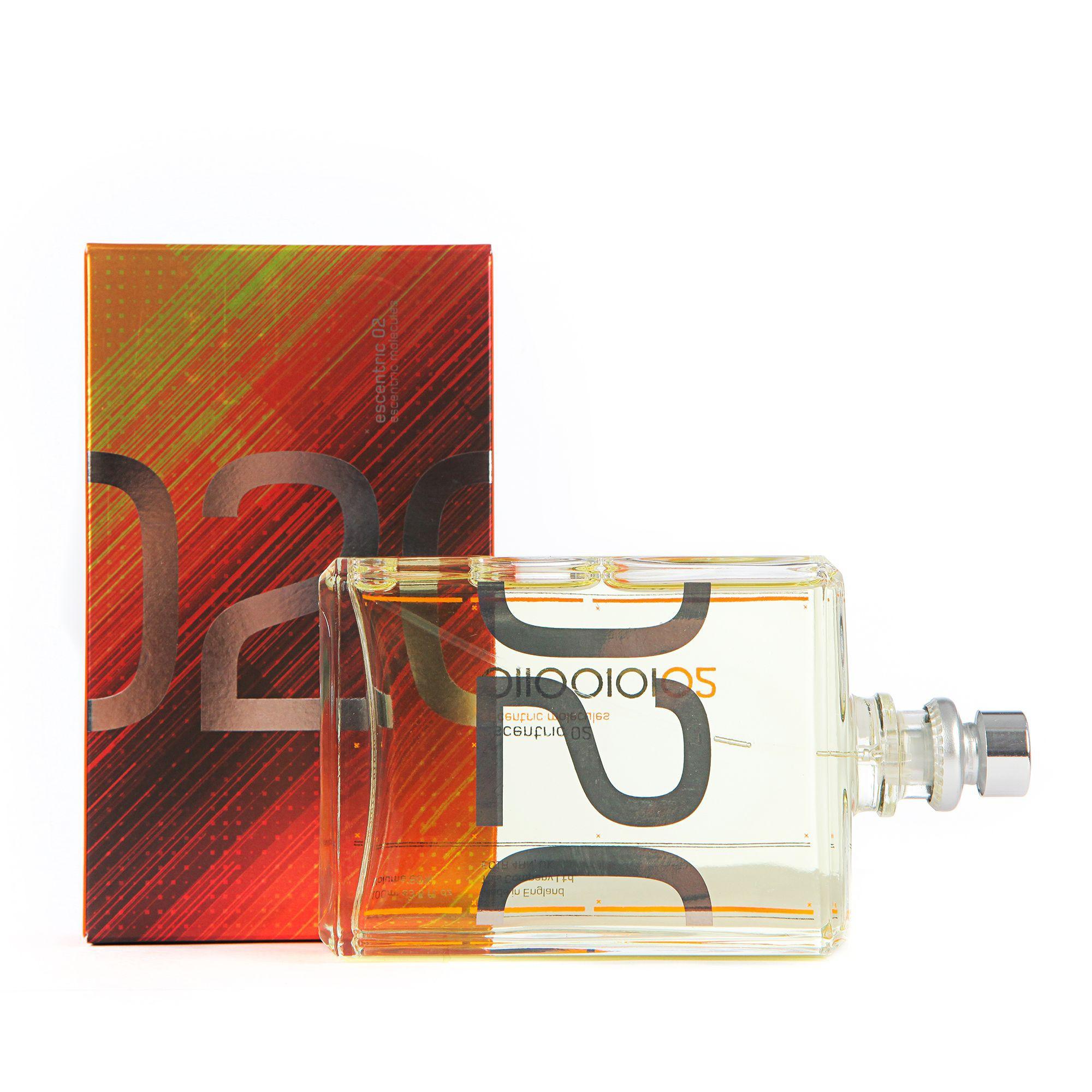 Escentric Molecules Escentric 02 аромат для мужчин и женщин