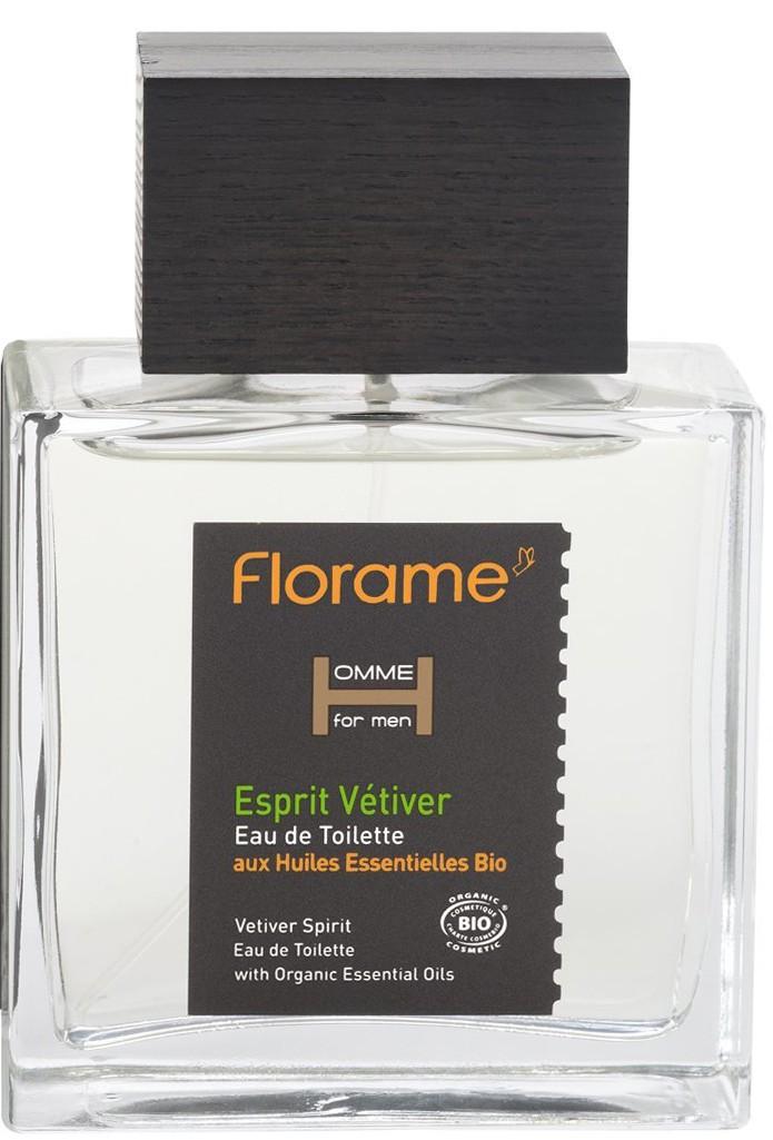 Florame Esprit Vetiver аромат для мужчин
