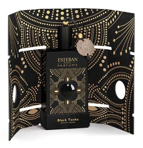 Esteban Black Tonka аромат для мужчин и женщин
