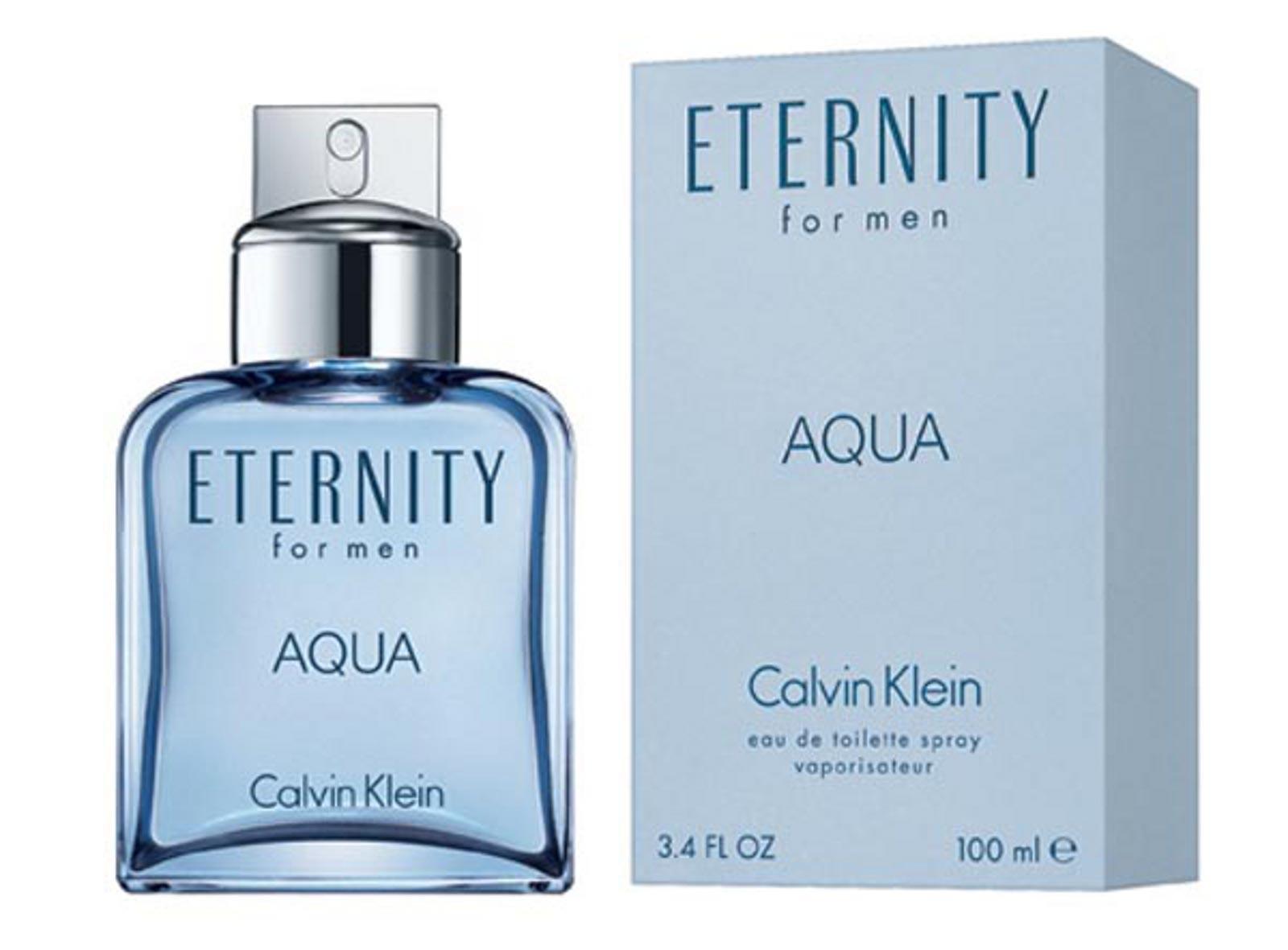 Calvin Klein Eternity for Men Aqua аромат для мужчин