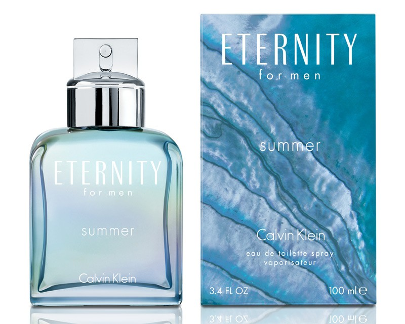Calvin Klein Eternity for Men Summer 2013 аромат для мужчин