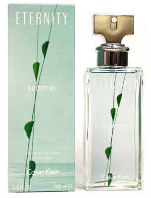 Calvin Klein Eternity Summer 2008 аромат для женщин
