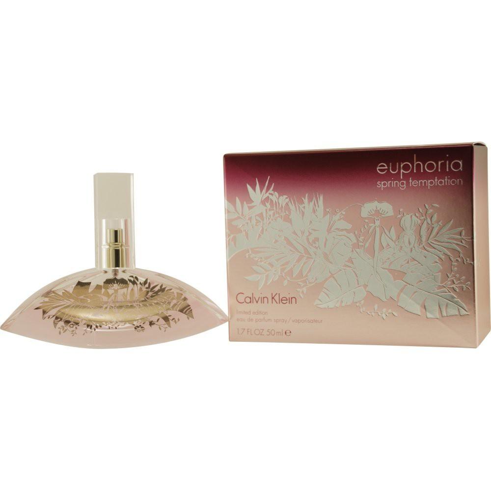 Calvin Klein Euphoria Spring Temptation аромат для женщин