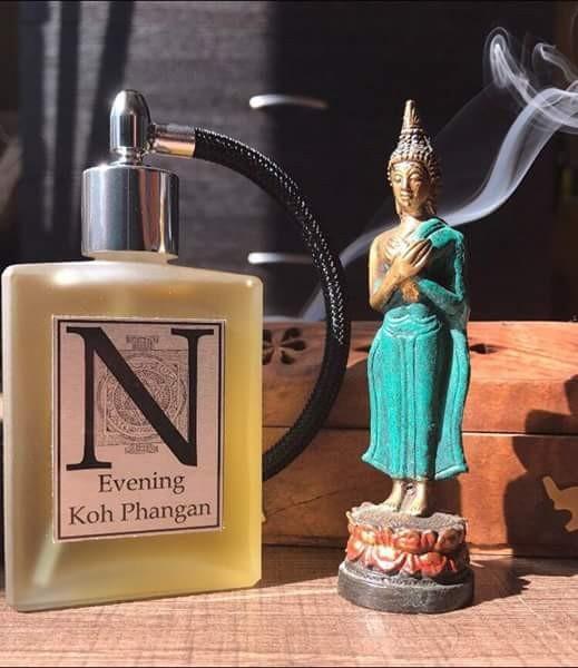 Nimere Parfums Evening Koh Phangan аромат для мужчин и женщин