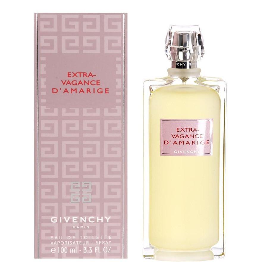 Givenchy Extravagance D'amarige 2007 аромат для женщин