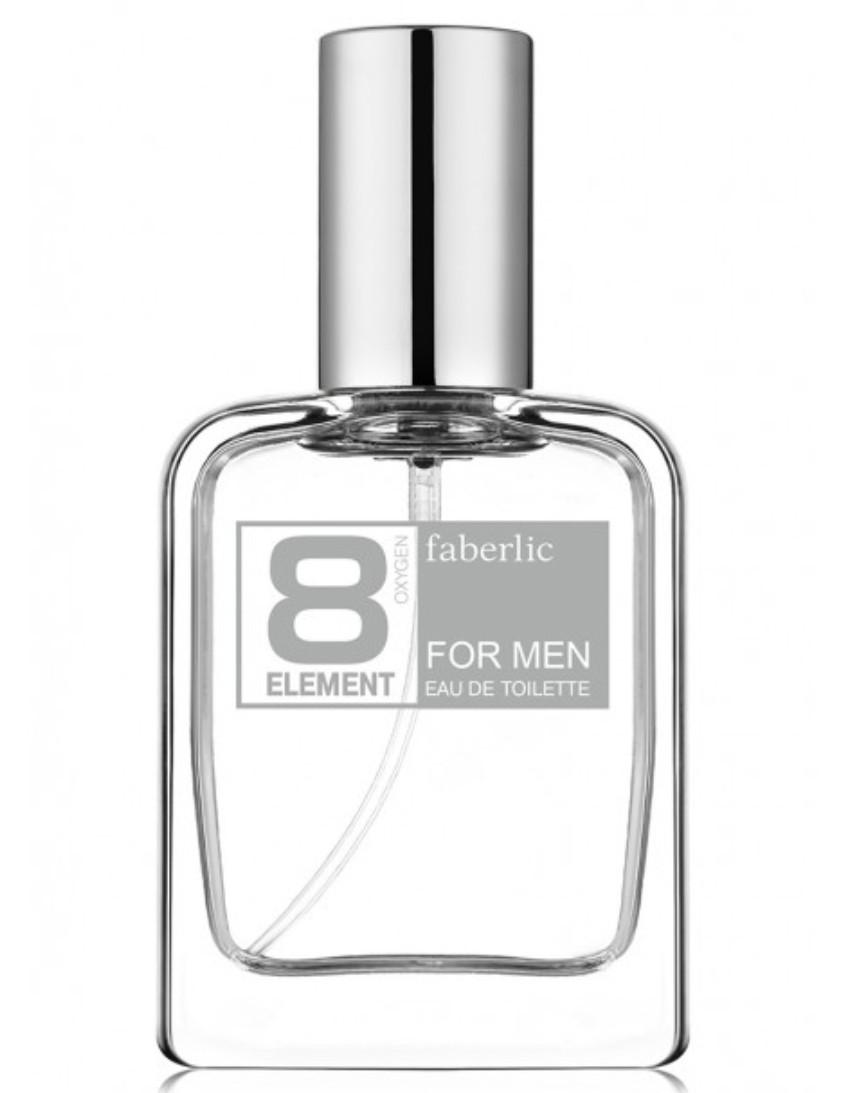 Faberlic 8 Element For Men аромат для мужчин
