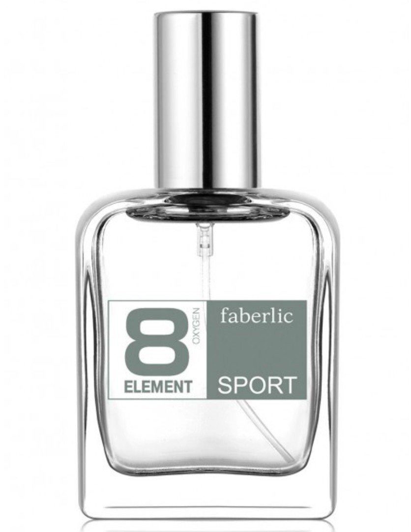 Faberlic 8 Element Sport аромат для мужчин