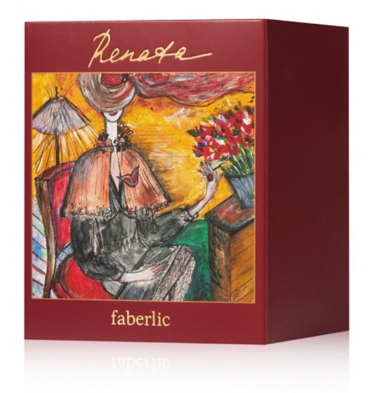 Faberlic Renata аромат для женщин