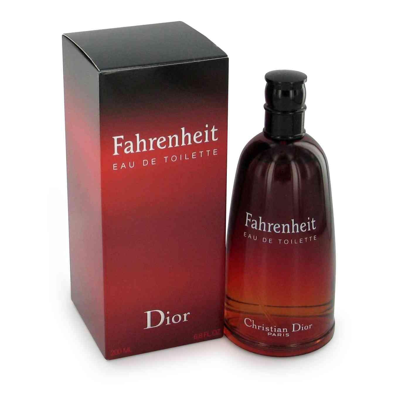 Dior Fahrenheit аромат для мужчин