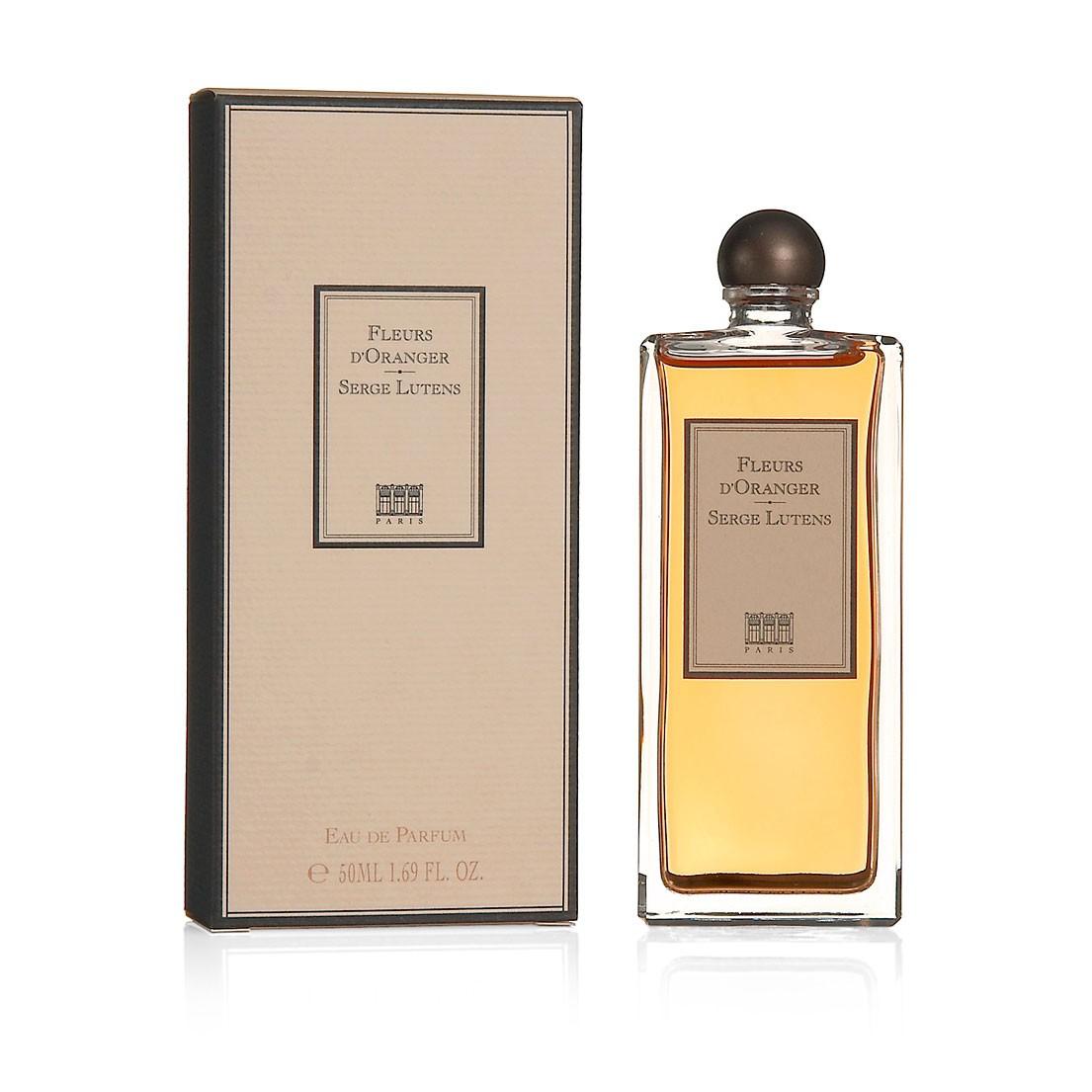 Serge Lutens Fleurs D'Oranger аромат для мужчин и женщин