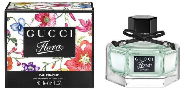 Flora By Gucci Eau Fraîche аромат для женщин