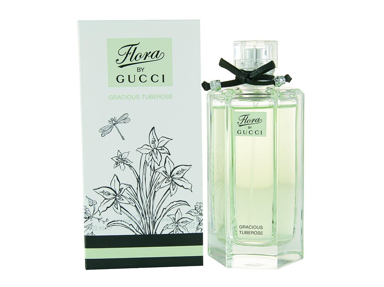 Flora By Gucci Gracious Tuberose аромат для женщин