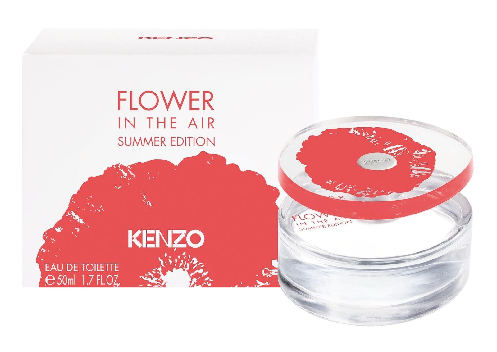Kenzo Flower In The Air Summer Edition аромат для женщин