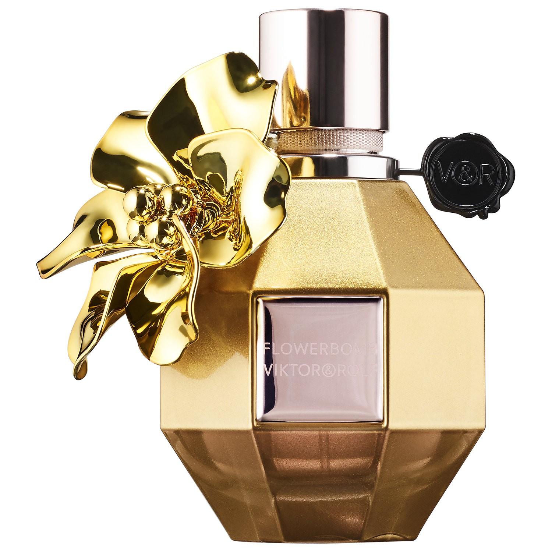 Viktor&Rolf Flowerbomb Christmas Edition 2017 аромат для женщин