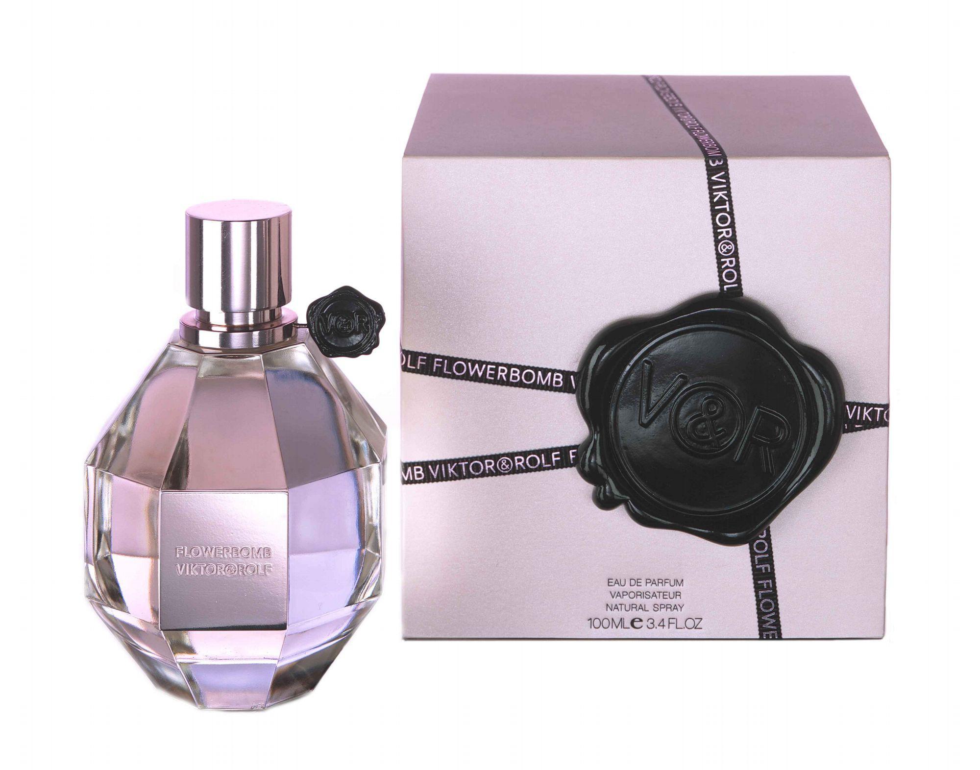 Viktor&Rolf Flowerbomb аромат для женщин