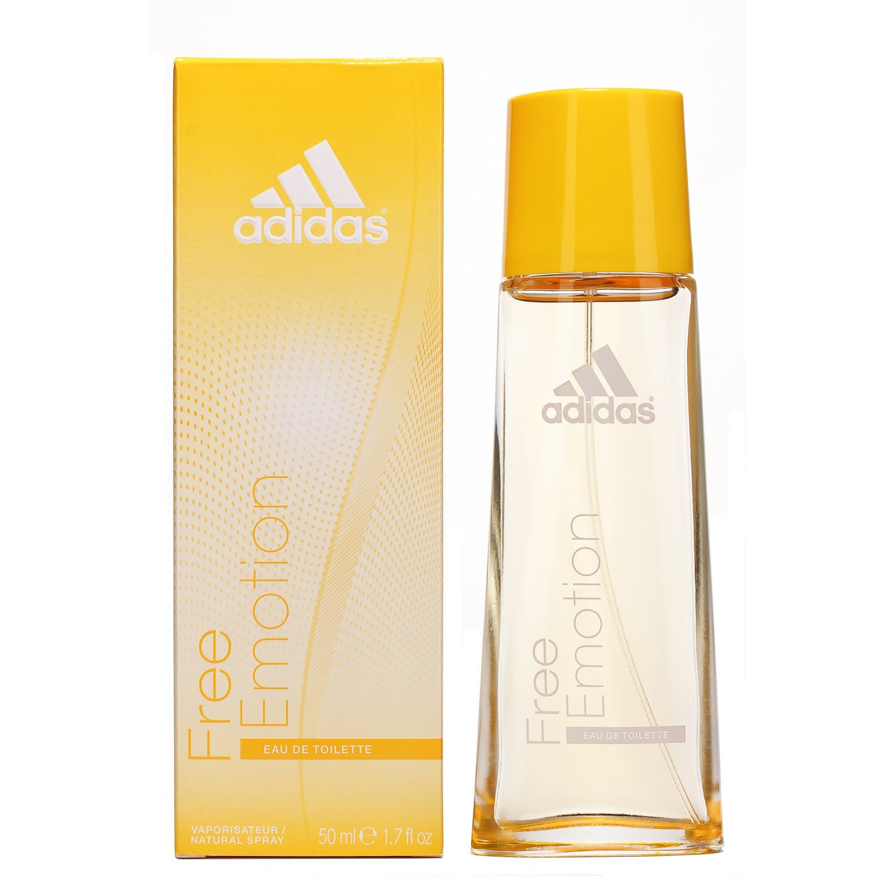 Adidas Free Emotion аромат для женщин