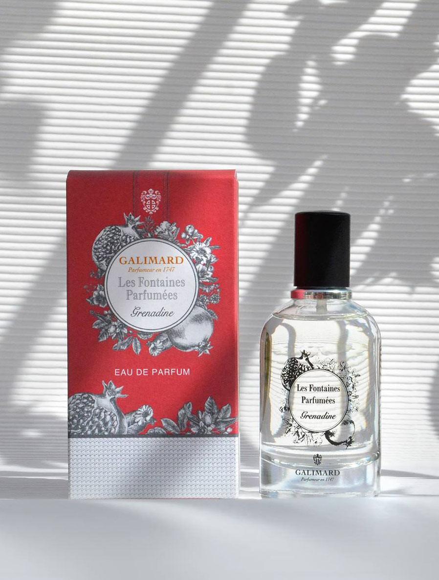Galimard Grenadine аромат для мужчин и женщин