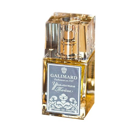 Galimard Уральская Тайга аромат для мужчин