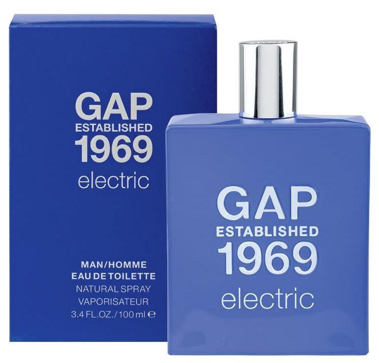 Gap Established 1969 Electric аромат для мужчин