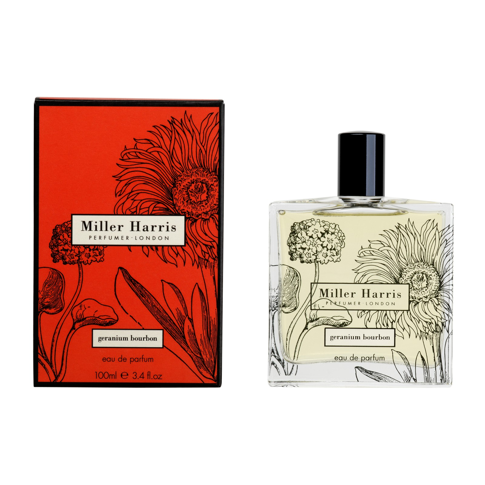 Miller Harris Geranium Bourbon аромат для мужчин и женщин