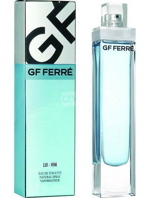 Gianfranco Ferre Gf Ferre Lui - Him аромат для мужчин