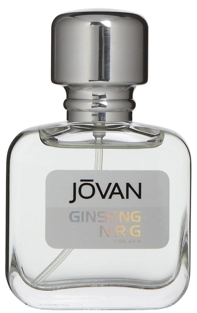 Jovan Ginseng NRG аромат для мужчин