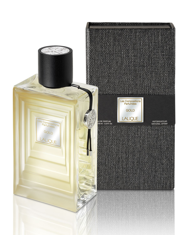 Lalique Gold аромат для мужчин и женщин