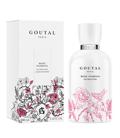 Goutal Rose Pompon Eau Sans Alcool аромат для женщин