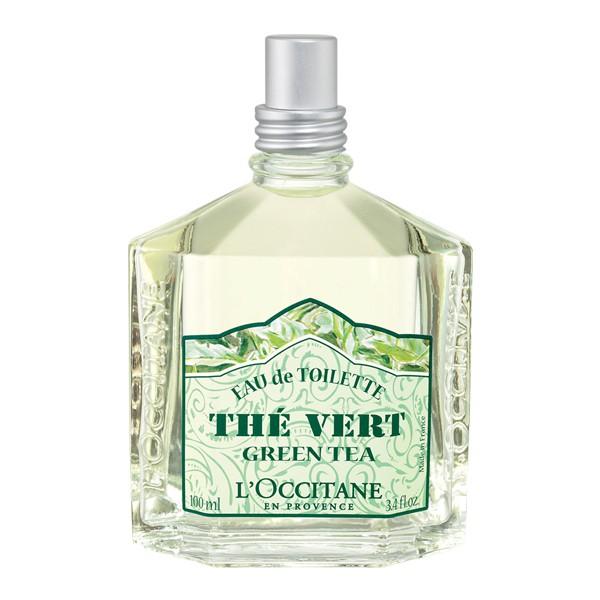 L`Occitane Green Tea (Thé Vert) аромат для мужчин и женщин