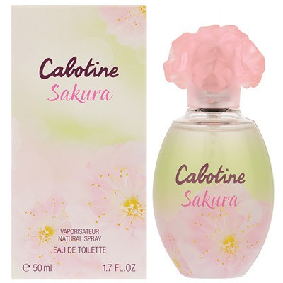 Gres Cabotine Sakura аромат для женщин