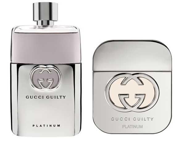 Gucci Guilty Platinum аромат для женщин
