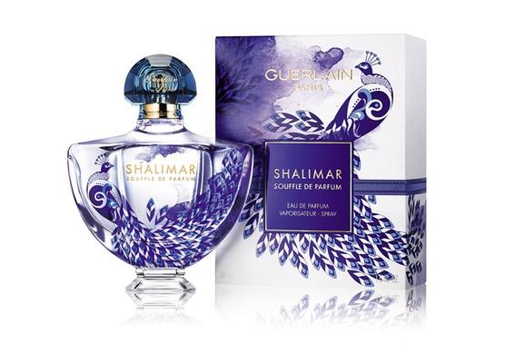 Guerlain Shalimar Souffle De Parfum 2017 аромат для женщин