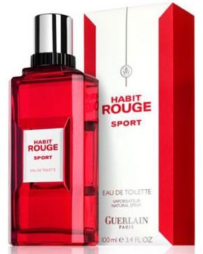 Guerlain Habit Rouge Sport аромат для мужчин