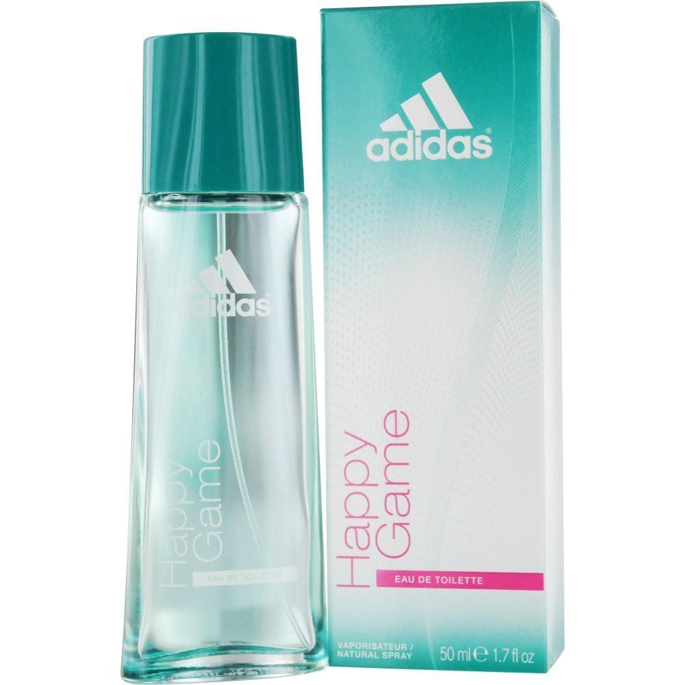 Adidas Happy Game аромат для женщин