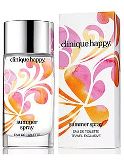 Clinique Happy Summer Spray 2009 аромат для женщин