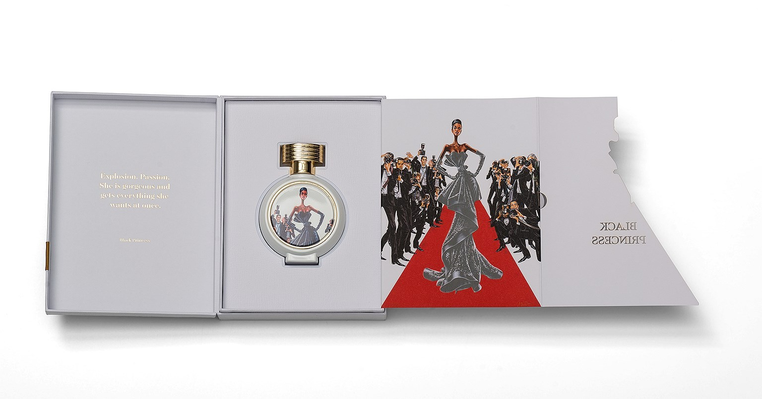 Haute Fragrance Company Black Princess аромат для женщин