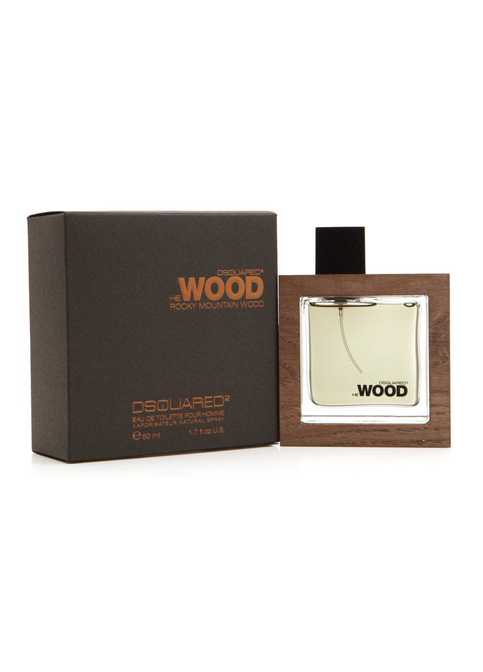 DSQUARED2 He Wood : Rocky Mountain Wood аромат для мужчин