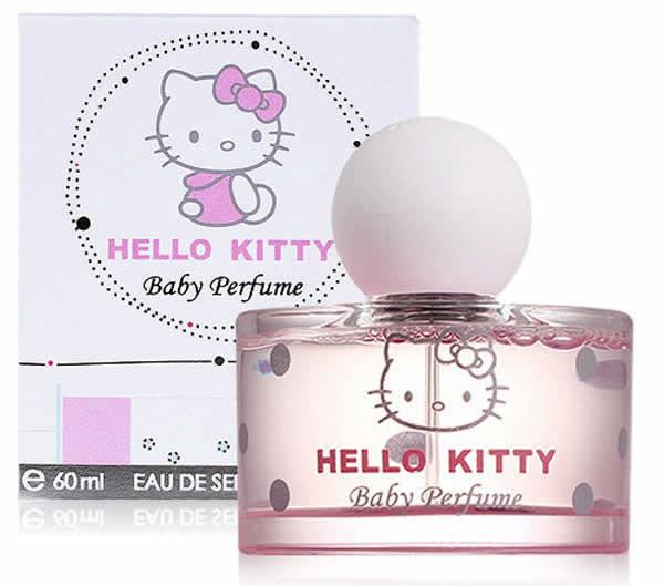 Hello Kitty Baby Perfume аромат для мальчиков и девочек