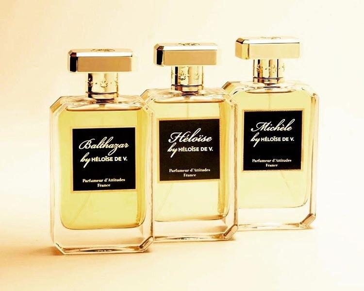Héloïse de V Balthazar аромат для мужчин