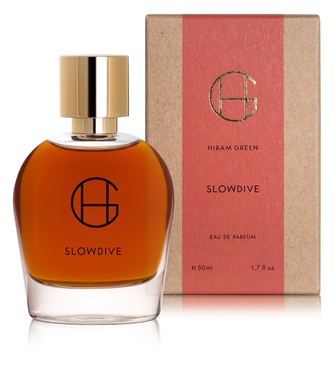 Hiram Green Slowdive аромат для мужчин и женщин