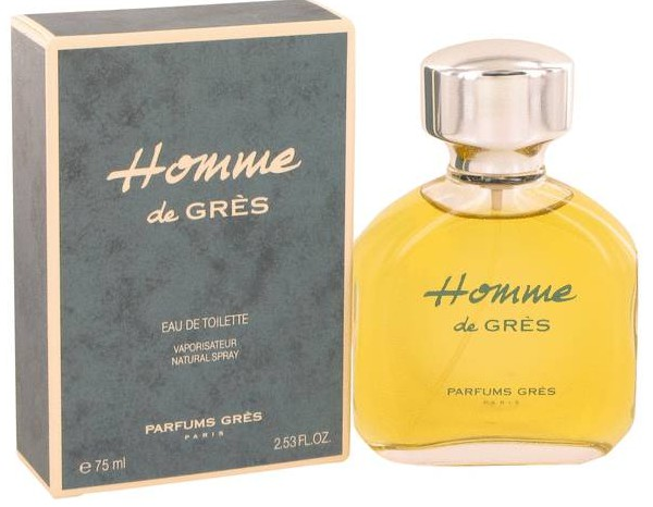 Gres Homme De Grès аромат для мужчин