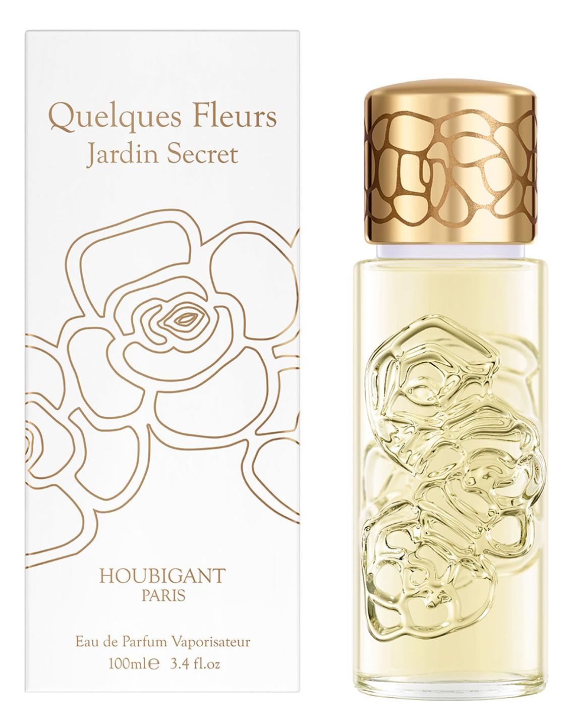 Houbigant Quelques Fleurs Jardin Secret аромат для женщин