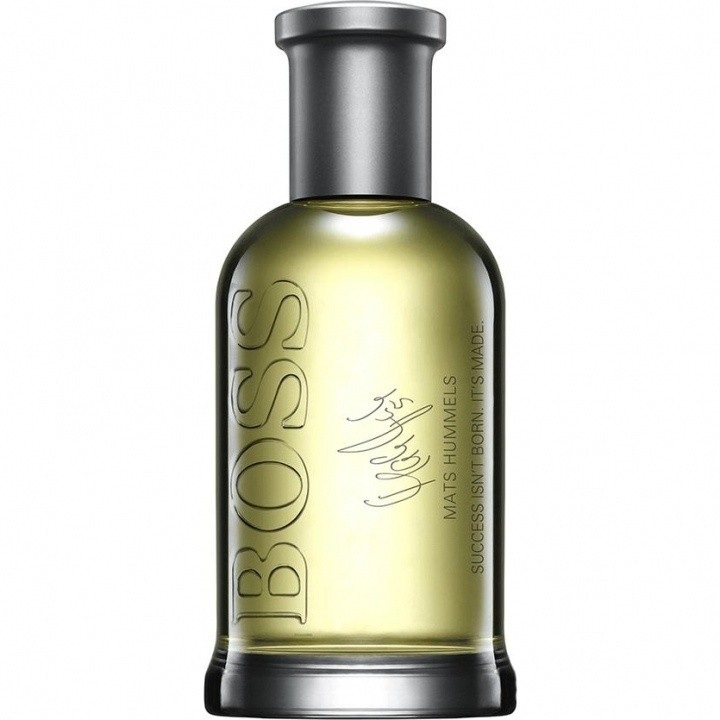 Hugo Boss Boss Bottled Mats Hummels Edition аромат для мужчин