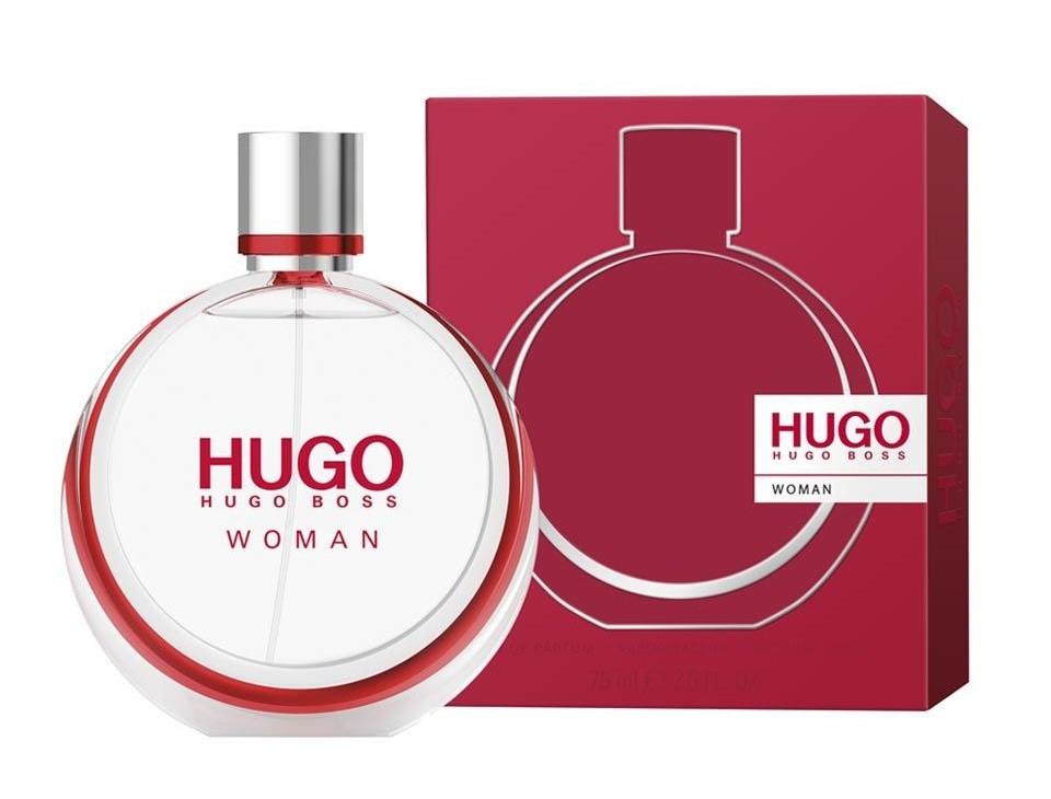 Hugo Boss Hugo Woman Eau de Parfum аромат для женщин