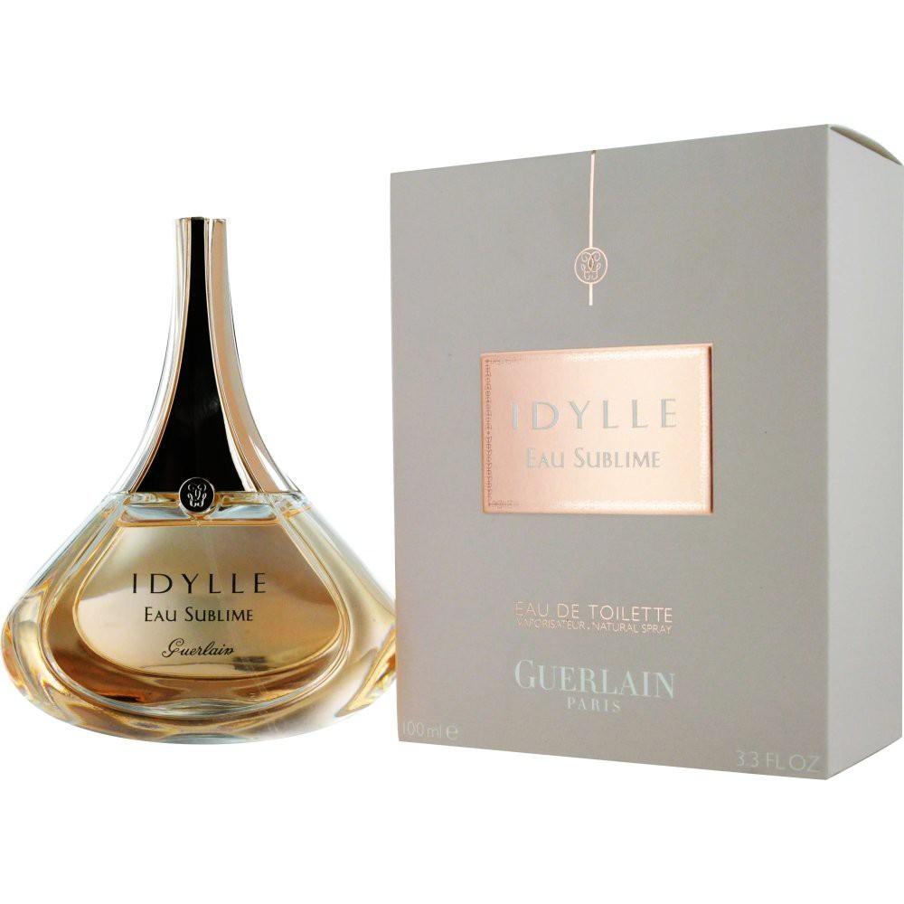 Guerlain Idylle Eau Sublime аромат для женщин