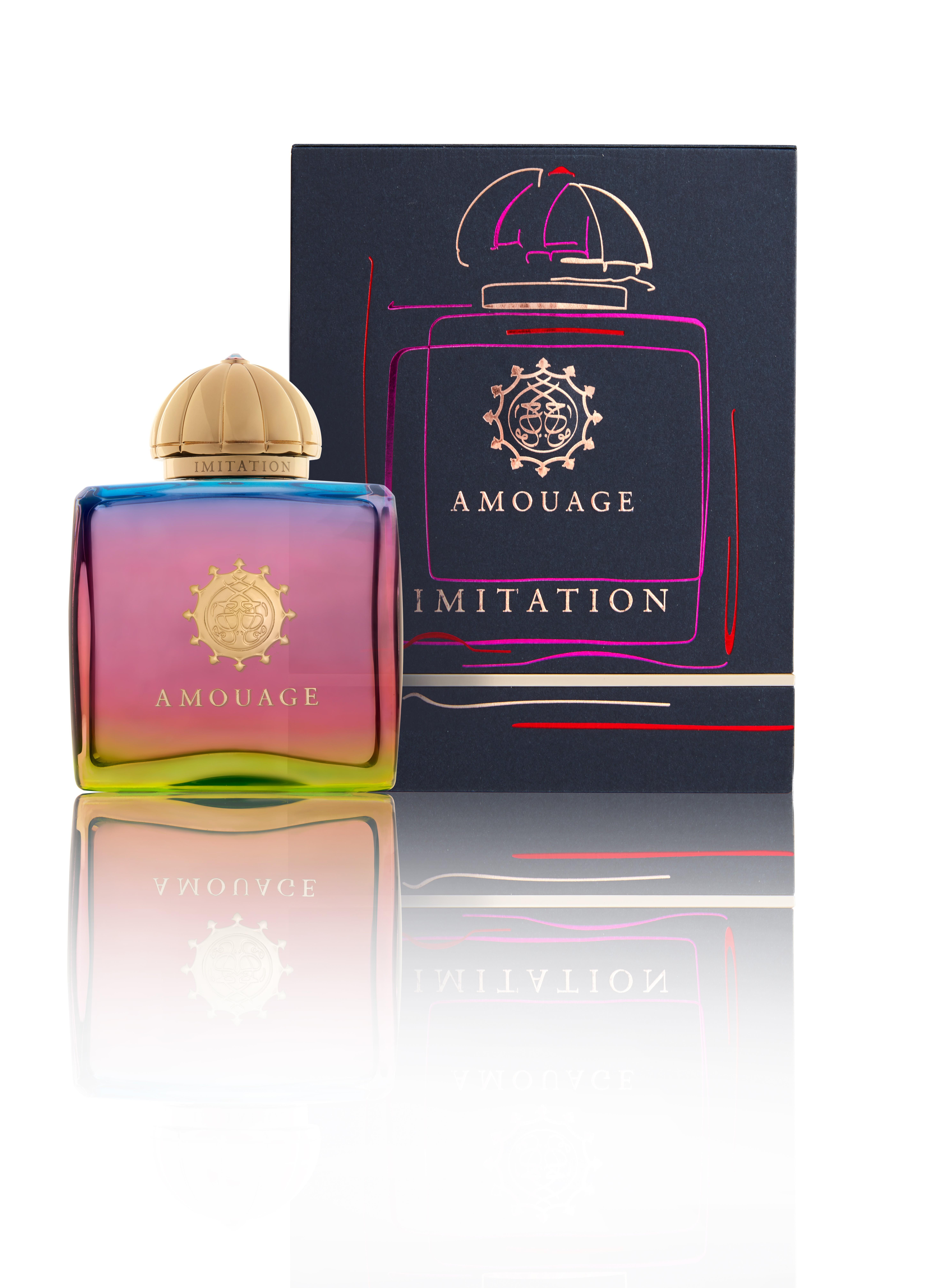 Amouage Imitation For Woman аромат для женщин