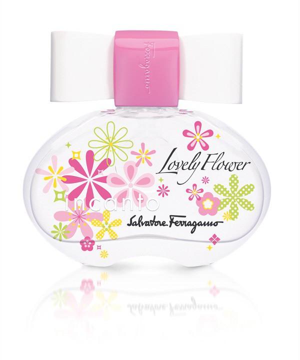Salvatore Ferragamo Incanto Lovely Flower аромат для женщин