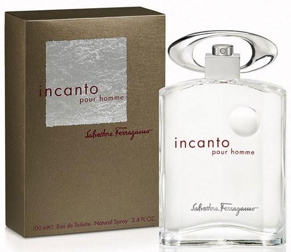 Salvatore Ferragamo Incanto pour Homme аромат для мужчин