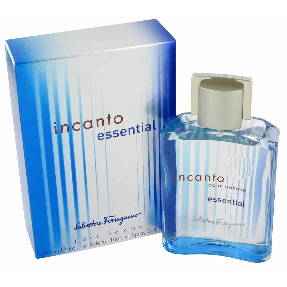 Salvatore Ferragamo Incanto pour Homme Essential аромат для мужчин